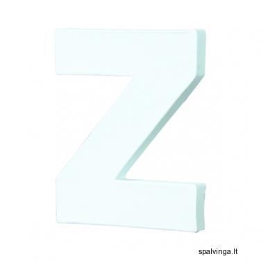 Raidė Z 12X10.5X1.5