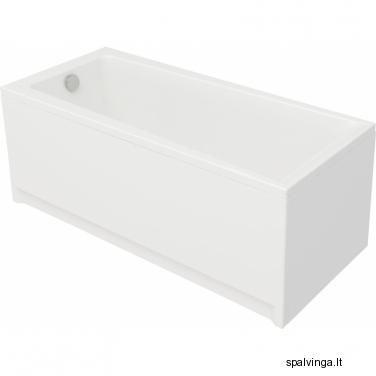 Vonios sienelė LORENA 160 FRONT