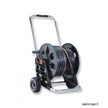 Žarnų vežimėlis su priedais GENIUS COMPACT CLABER