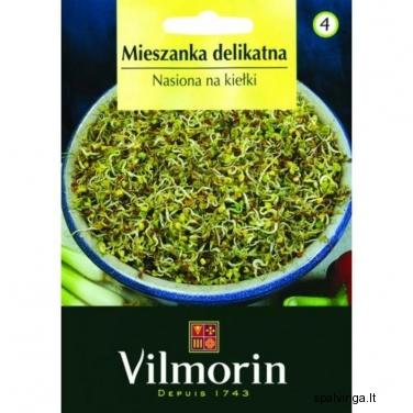 Švelnus sėklų mišinys daigams - VILMORIN
