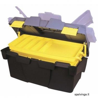 "Įrankių dėžė MEGA CATILEVER 19"" STANLEY"