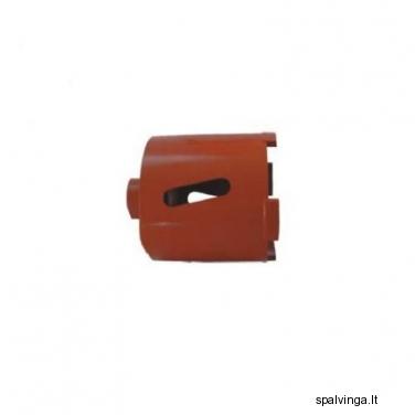 Deimantinė gręžimo karūnėlė DEDRA, 102 mm
