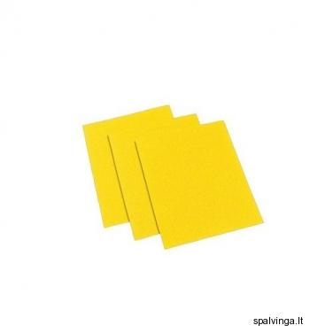 Lankstus šlifavimo popieriaus lapelis P320 NORTON VULCAN