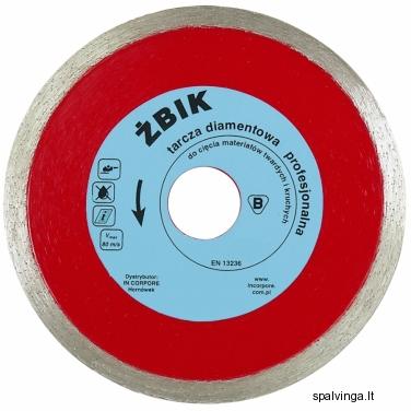 Deimantinis pjovimo diskas ŻBIK IN CORPORE, skersmuo 200 mm