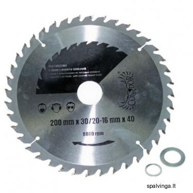 Diskinis pjūklas CON-TCT-30x40 CONDOR, skersmuo 300 mm