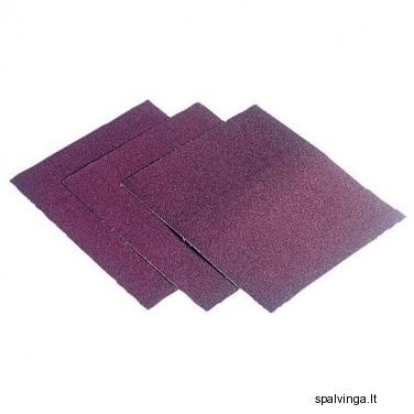 Lankstus šlifavimo popieriaus lapelis K20N P120 NORTON VULCAN