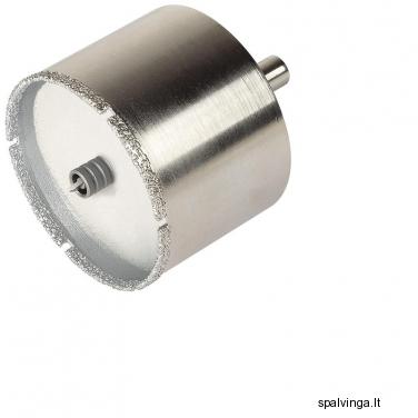 Deimantinė gręžimo karūnėlė 65 mm WOLFCRAFT