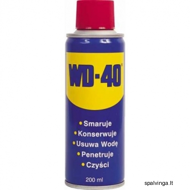 Daugiafunkcinis preparatas WD-40 AMTRA
