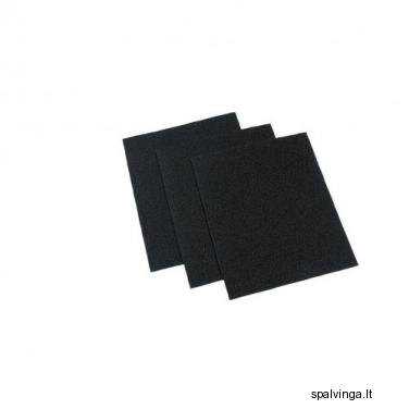 Vandeniui atsparus šlifavimo popieriaus lapelis P120 NORTON