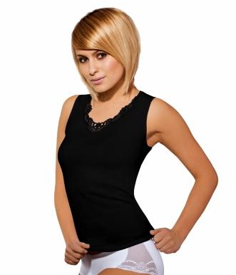 Babell medvilniniai Babell marškinėliai   MALIKA (baltos arba juodos spalvos)