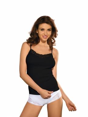 Babell medvilniniai marškinėliai ROSITA (baltos arba juodos spalvos)