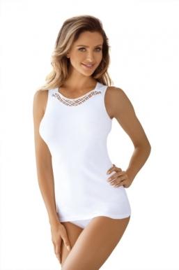 Babell medvilniniai marškinėliai SISI (baltos arba juodos spalvos)