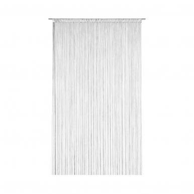 Durų uždanga INSPIRE 140x250 cm (balta)