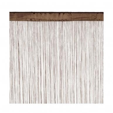 Durų uždanga INSPIRE 140x250 cm (taupe)