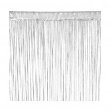 Durų uždanga INSPIRE 90x250 cm (balta)