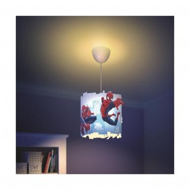 Pakabinamas šviestuvas SPIDERMAN DISNEY 23 PHILIPS